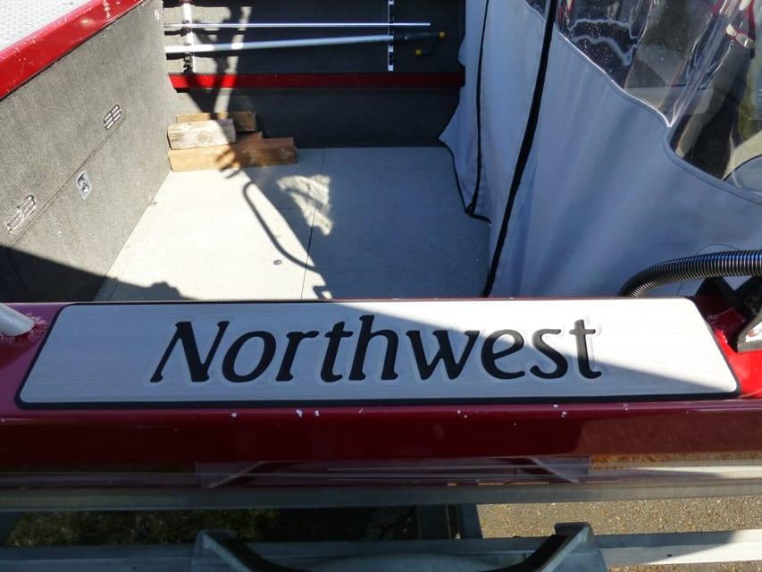 NW Boats Gunnel Topper 2