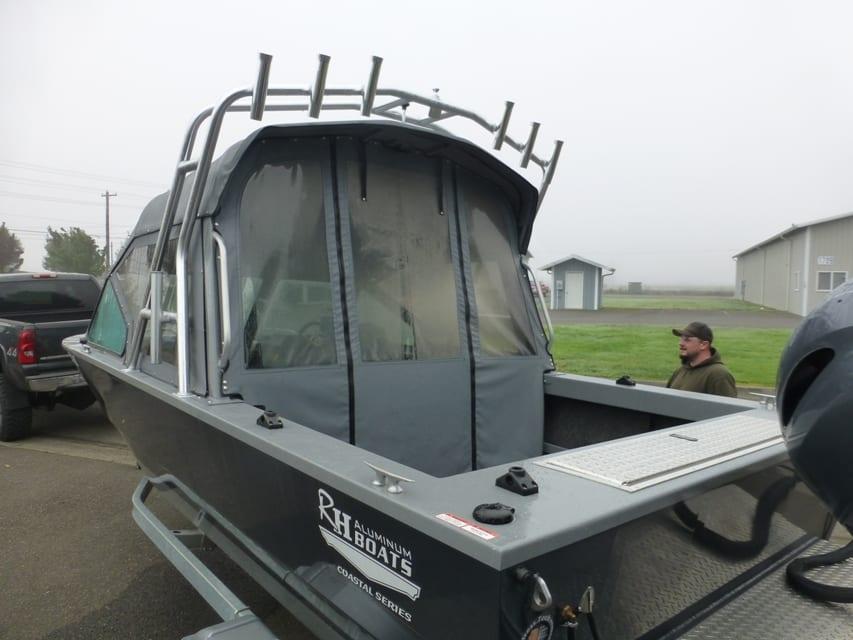 RH Boats 11B
