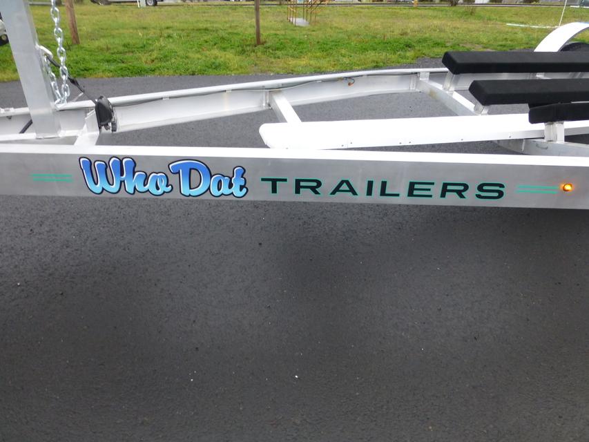 WhoDat Trailers Branding