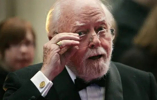 Actor and director Richard Attenborough dies aged 90 28