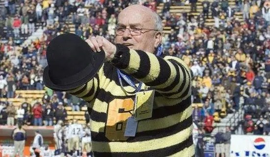 Former Pigskin Pete, Paul Weiler, is dead 21