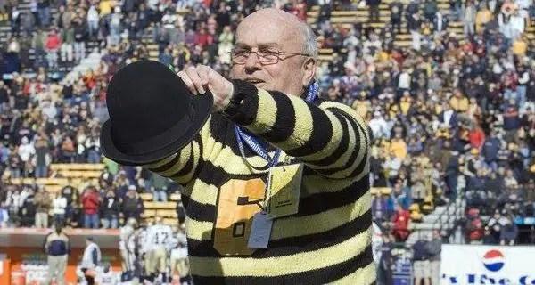 Former Pigskin Pete, Paul Weiler, is dead 1