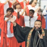 Andraé Crouch father of modern gospel music