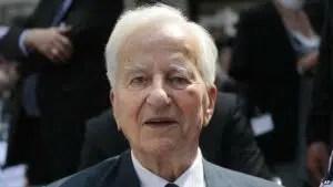 German ex-President Richard von Weizsaecker died