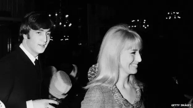 John Lennon's first wife Cynthia dies from cancer 1