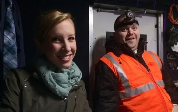 WDBJ-TV journalists Alison Parker and Adam Ward