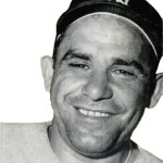 Baseball Legend Yogi Berra