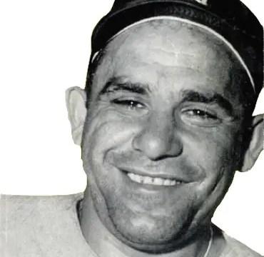 Baseball Legend Yogi Berra