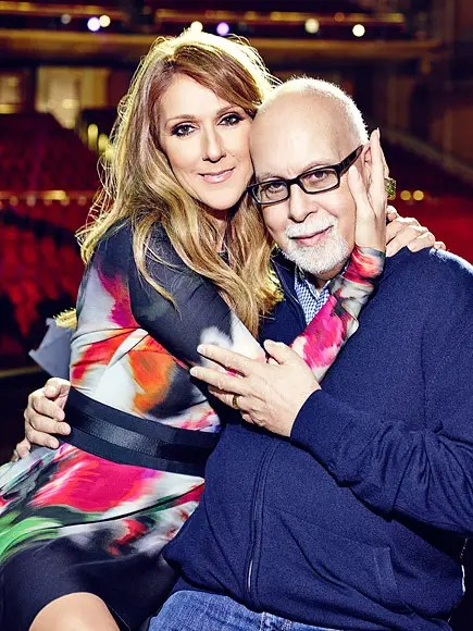 Celine Dion husband died