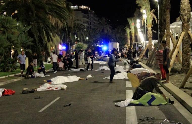 New Details On Nice, France Terrorist Attack 1