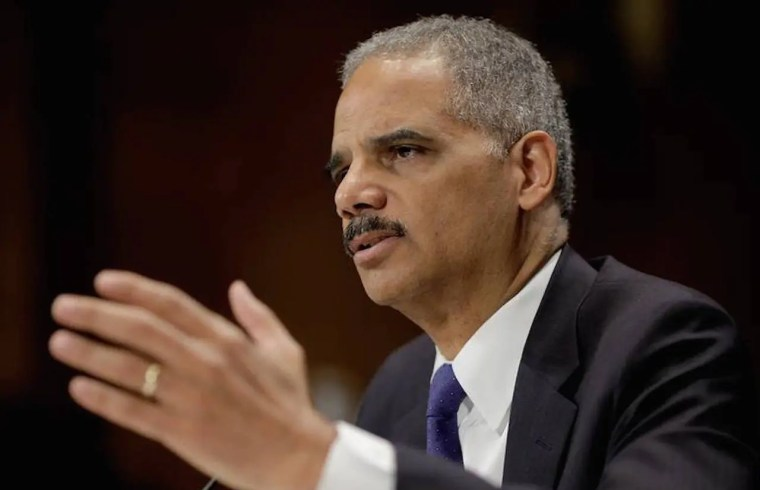 Eric Holder Looked The Other Way On Narco-Laundering HSBC Bank 1