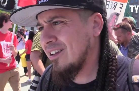 Rebel Diaz Raps Against Police Brutality & Media Propaganda 13