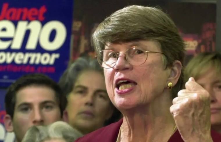 Former Attorney General Janet Reno has died at age 78 1