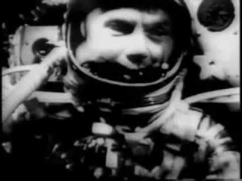 John Glenn   First American Astronaut to Orbit the Earth   February 20, 1962 1