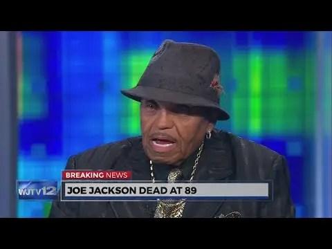 Joe Jackson dies 25