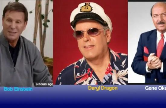 3 celebrities dead at age 76 Gene Okerlund, Daryl Dragon, Bob Einstein
