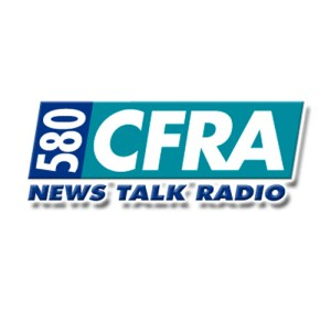 CFRA 580 radio with Who Is NOBODY?