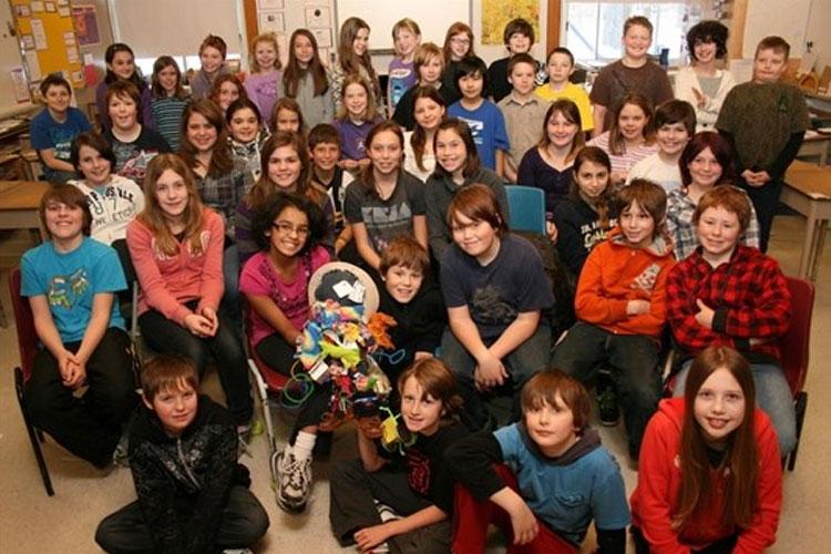 Who Is NOBODY? - Muskoka Beechgrove PS - Trillium Lakelands District School Board