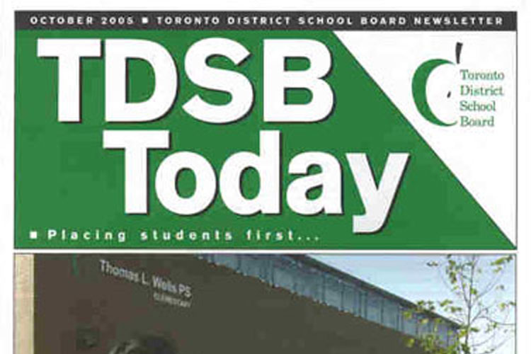 Character Education - Toronto District School Board - Who Is NOBODY?