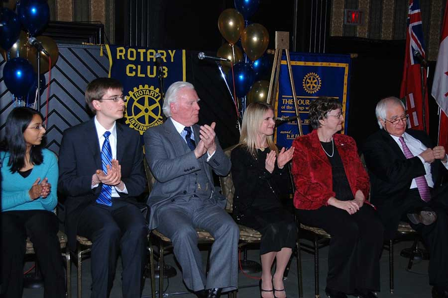 Youth Impact Award - Rotary - Who Is NOBODY?