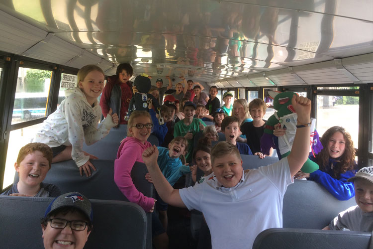 Seaforth Public School - Avon Maitland District - School Board - Field Trip