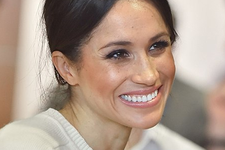 Meghan Markle makes a difference