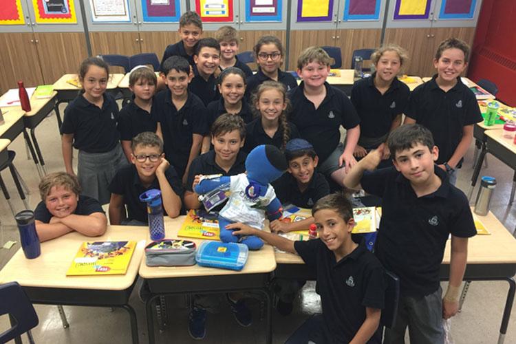 JPPS-Bialik School - Quebec Association of Independent Schools Class of the Week