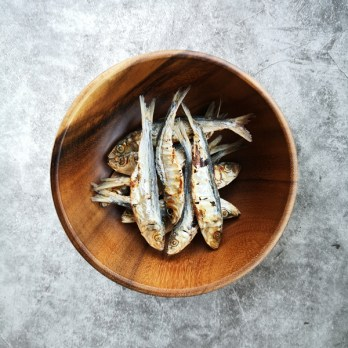 Wild Sardines Crisps (Air-Dried)