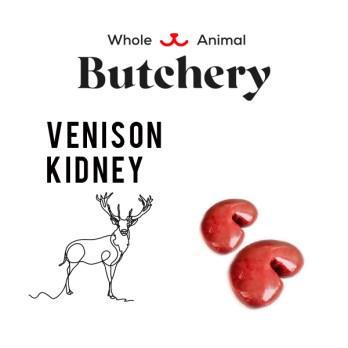 Venison Kidney