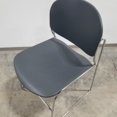 Allsteel Office Chair Exercise Balls As Chairs Ariel Stacking Furniture Chicago