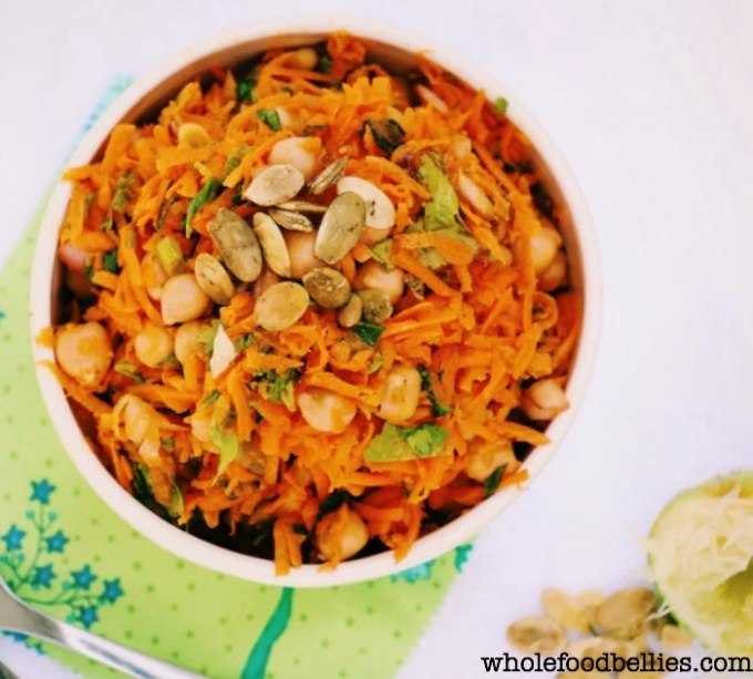 Marrakesh Carrot Salad