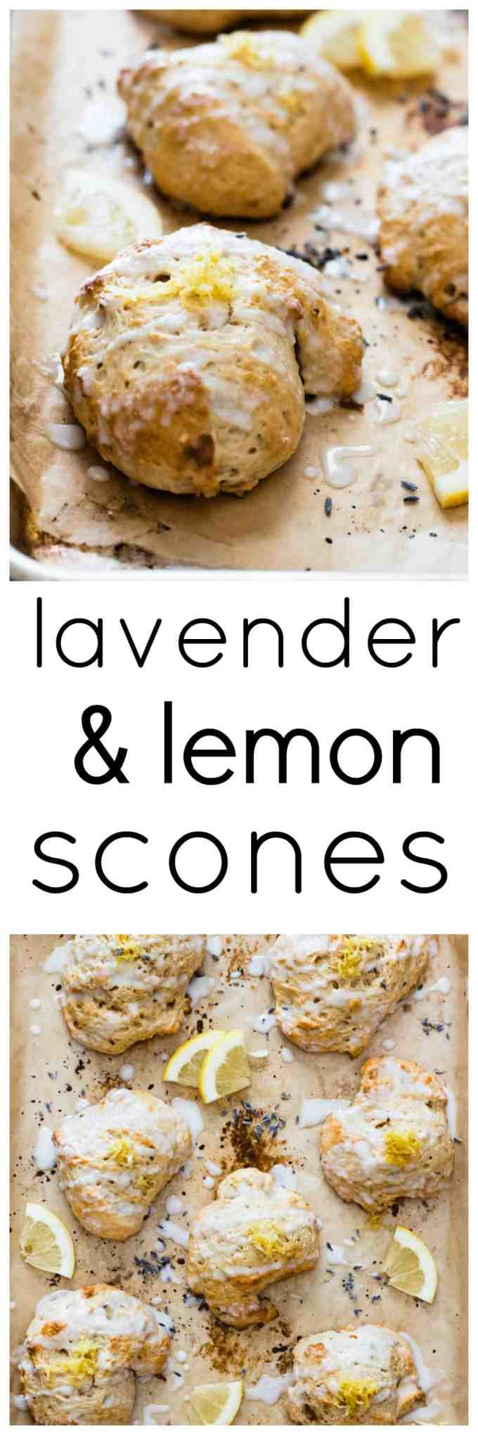 Fresh, citrusy, light and fluffy, these lemon scones just scream spring and are absolute perfection when paired with a hot cup of tea.