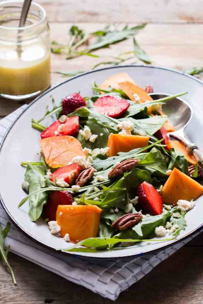 31 Days of Unique Salad Recipes