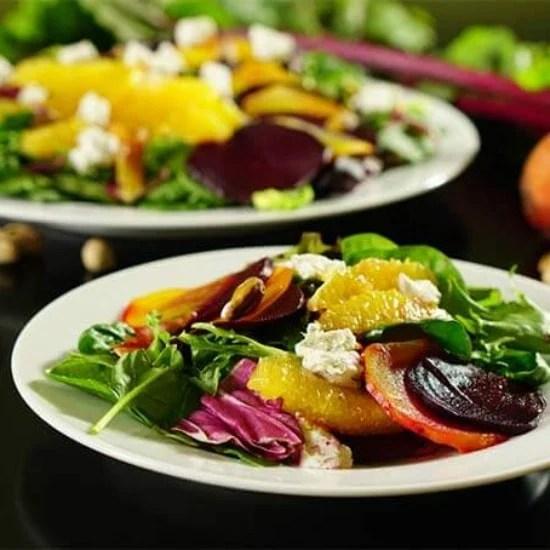 16 unique salad recipes for winter