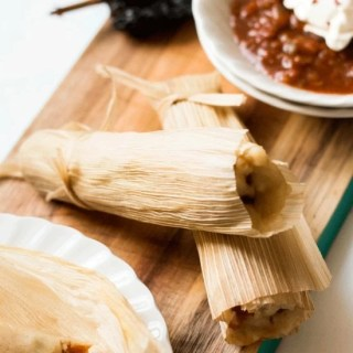 potato adobo tamales