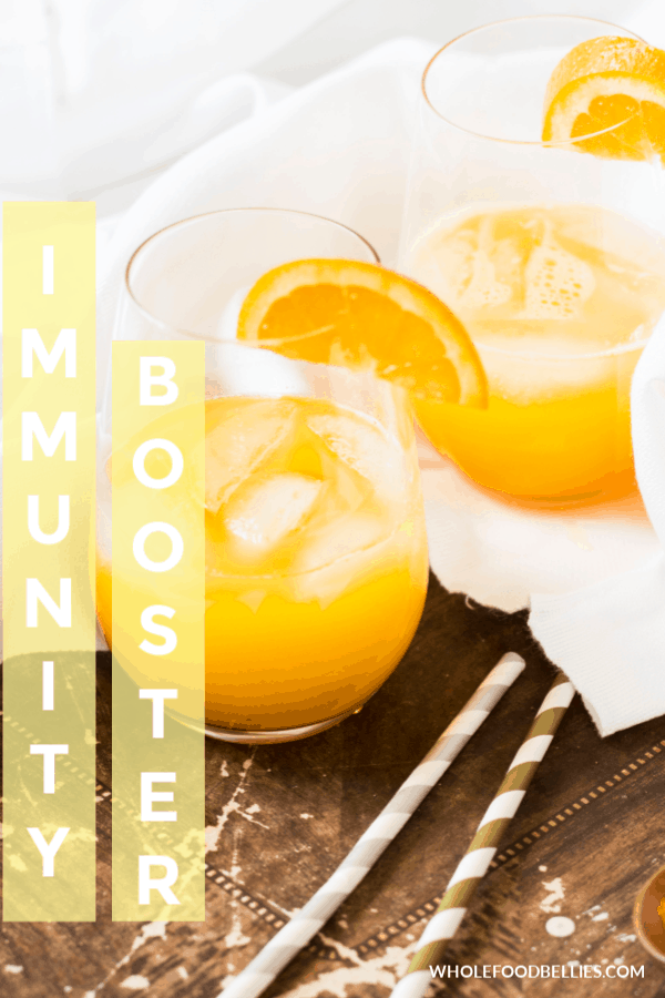 Pump your body full of all the goodness citrus has to offer with these citrus juice explosion smoothies that taste absolutely amazing!