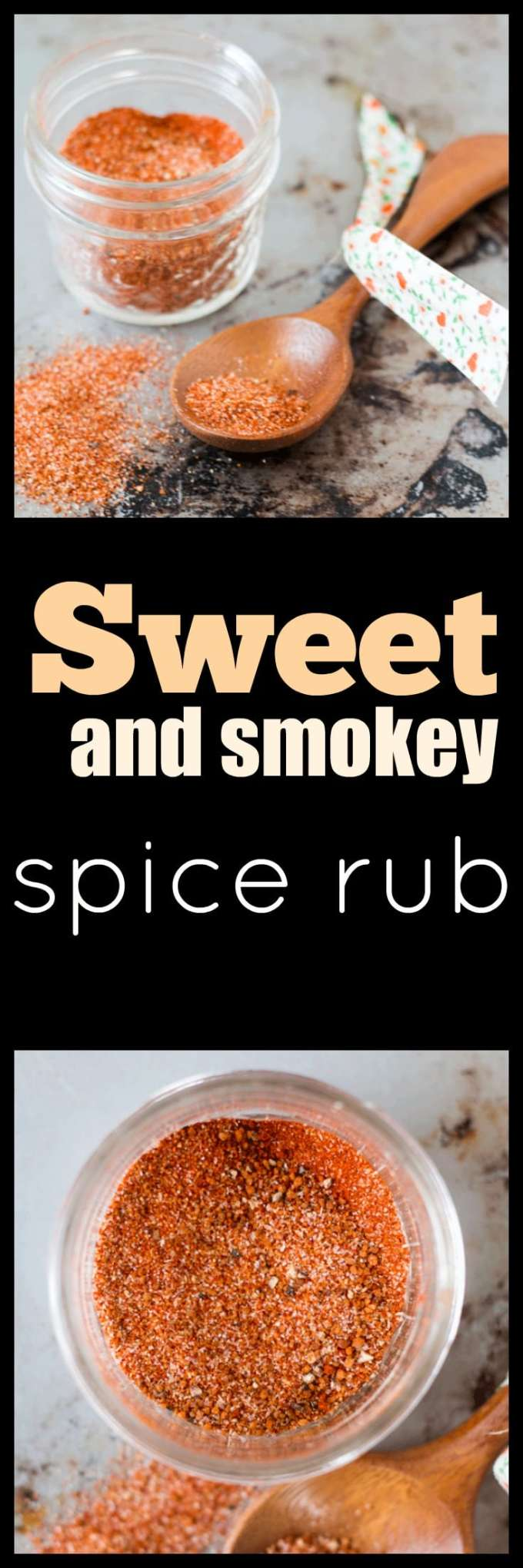A gorgeous sweet and smokey spice rub for infusing flavor into meats and vegetables. Perfect for when that special dish needs a more a kick.