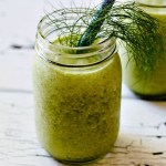 Fennel Frond and Pineapple Smoothie 550px