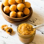 Naturally Sweetened Honey Loquat Butter