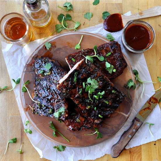 11 Clean and Healthy BBQ Sauce and Ribs Recipes