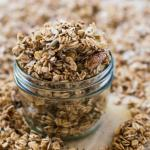 Super Seedy Coconut Oil Granola