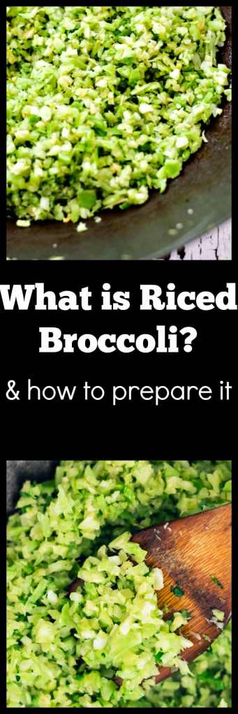 What is Broccoli Rice