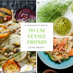 What to do with Fennel Fronds