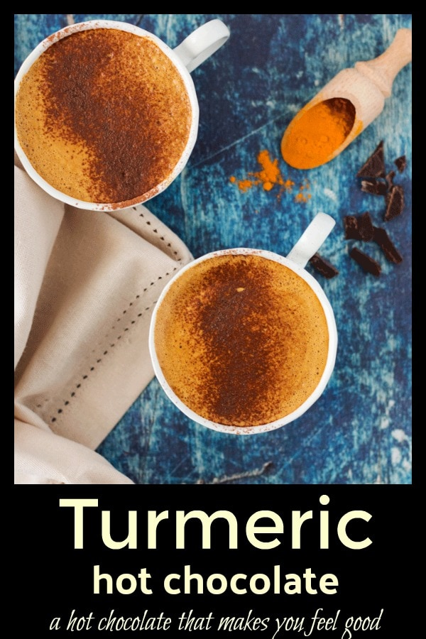 A healthy hot chocolate loaded with all the superfoods needed to give your body a little boost. Unsweetened dark cacao, cinnamon and turmeric combine with a tiny pinch of black pepper to help the body absorb the turmeric. It is creamy, frothy and comforting; a hot chocolate that will make you feel good.