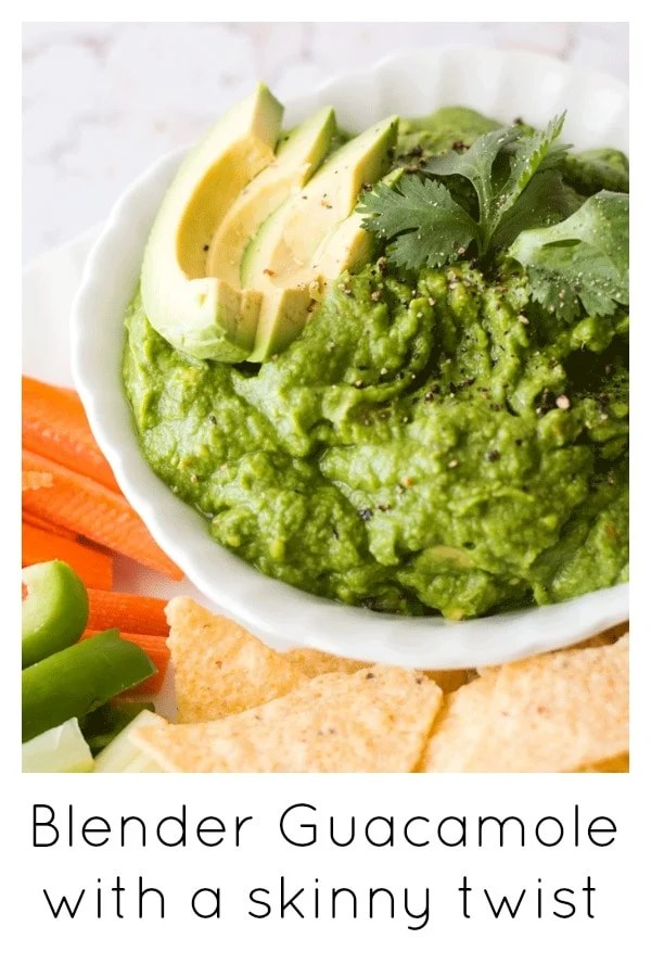 Add some extra nutrients to your next party dip by making it a green pea guacamole. The taste of a traditional guac it still there, but the health benefits (and savings...avocados are expensive little buggers) are amped up. Serve with tortilla chips and some chopped up veggie sticks to keep it on the healthy side.