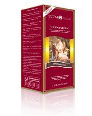 Surya Brasil Dark Brown Henna Hair Cream - Wholefoods ...