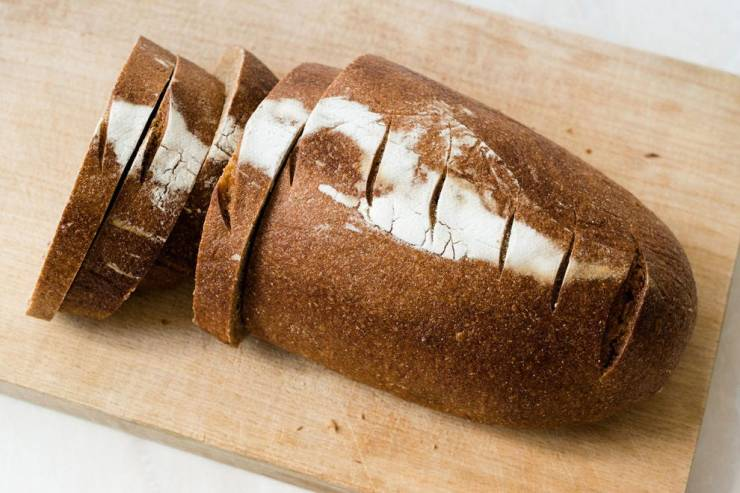 For hearty, flavorful bread, try replacing your whole wheat flour with einkorn flour