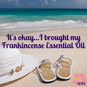 i brought frankincense
