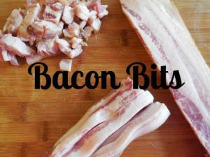 Make Perfect Bacon Bits Every Time