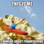 LOL! Happy Thanksgiving to all my U S friends Hopehellip